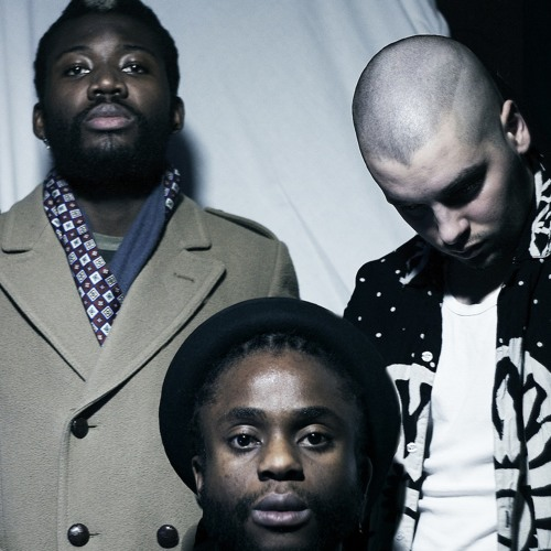 Young Fathers: Music To... Babylon Mix