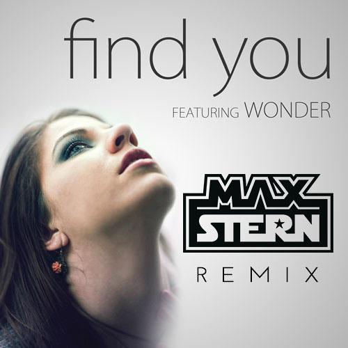 Levi Whalen - Find You feat. Wonder (Max Stern Remix)