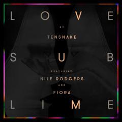 Tensnake – Love Sublime Ft Niles Rodgers & Fiora (Duke Dumont Remix)