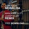 Alkilados - Monalisa (remix prod. Mandioka Dj ft Juanpi D-Jay) Portada del disco