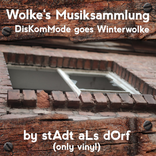 DisKomMode Goes Winterwolke (only Vinyl) By StAdt ALs DOrf