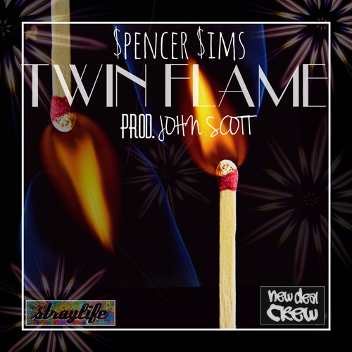 $pencer $ims - Twin Flame [prod. By John Scott]