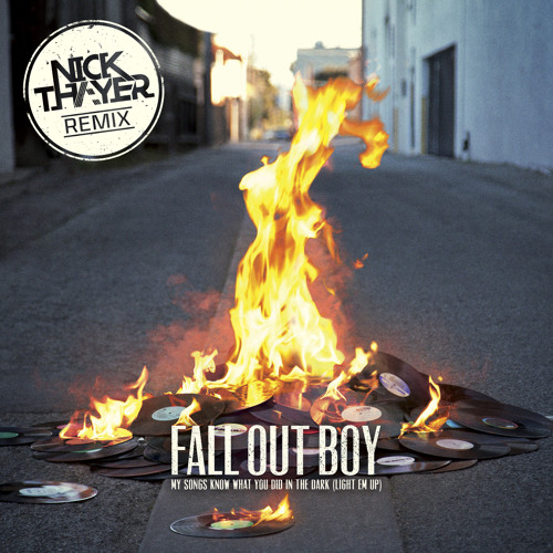 fall out boy light em up song free download