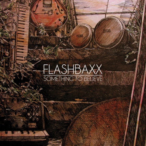 Flashbaxx - Something To Believe (Plusquam Chillout)