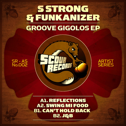 S Strong & Funkanizer - Can't Hold Back ***OUT NOW***