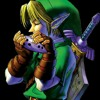 Green like Link at In the forest smoking herb