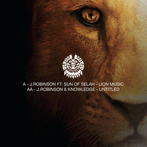 T12SNGL007 J.Robinson - A. Lion Music Ft Sun Of Selah AA. Untitled Ft Knowledge Out Now!!!