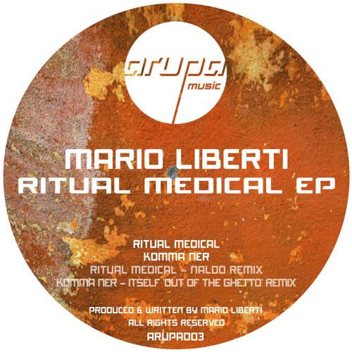 Mario Liberti - Komma Ner - Original