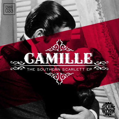 CAMILLE - SOUTHERN SCARLETT EP - DOIN WORK RECORDS
