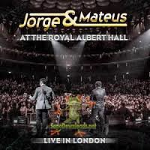 Amor Pra Recomeçar Video Dvd In London Live At The Royal Albert Hall
