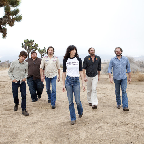 Nicki Bluhm and the Gramblers play the KFOG PlaySpace 012214
