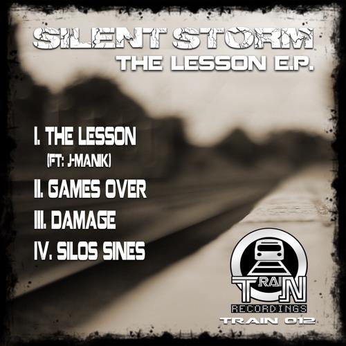 TRAIN012-04- SILENT STORM - SILOS SINES - OUT NOW!