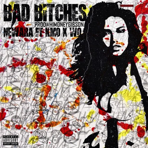 Bad Bitches (Ft.Kmo & Wo) Prod. jodi Inna Rari