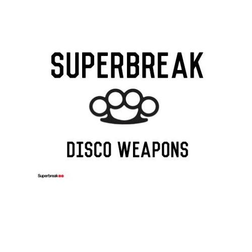 Now Is Tomorrow (SB Disco Edit)-Superbreak