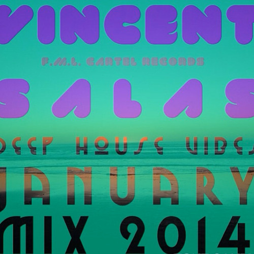 January Mix 2014 DEEP HOUSE VIBES F.M.L. CARTEL RECORDS