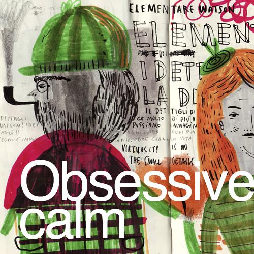 Guitar Journal > Improvisation#3 >Obsessive calm