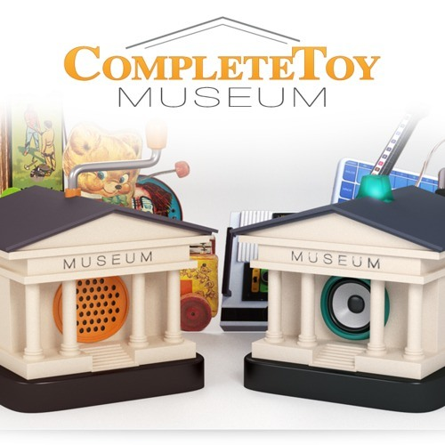 Acoustic Toy Museum | Acoustic Toys by Arnaud Sicard