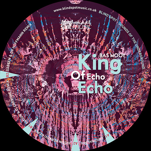 Bas Mooy - King Of Echo Echo EP - Blind Spot Music vinyl Preview