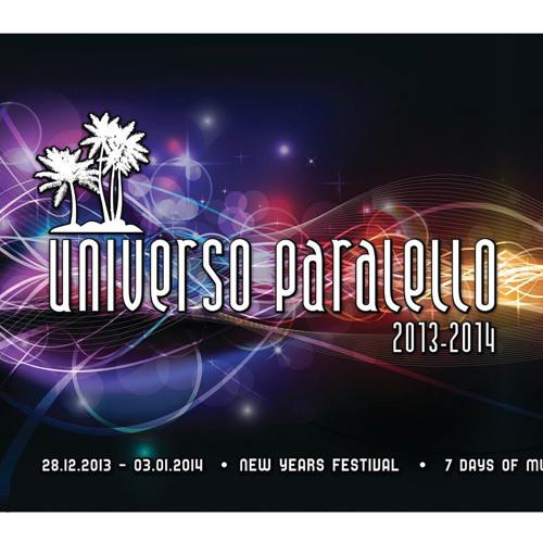 Krusher Live @ Universo Paralello - 2013/2014