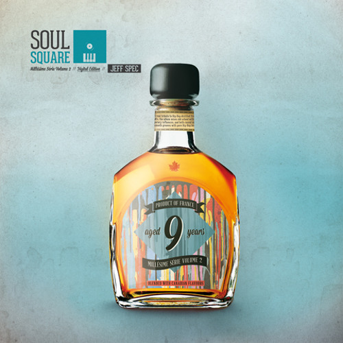 Soul Square - Millesime Serie Vol 2: Jeff Spec (EP TEASER) (Mix by Atom / C2C)