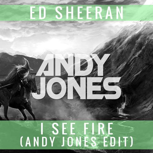 Ed Sheeran - I See Fire (Andy Jones Edit)(The Hobbit: The Desolation of Smaug)