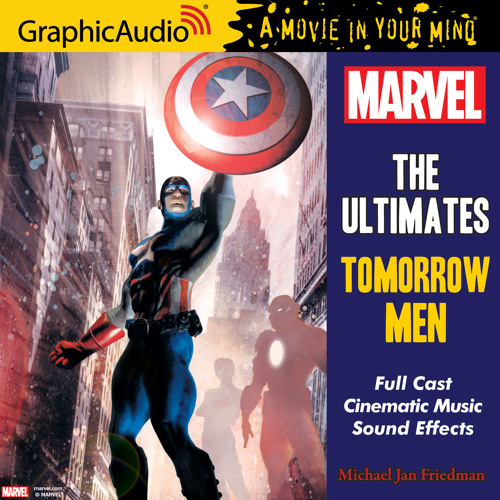 The Ultimates : Tomorrow Men (MARVEL)