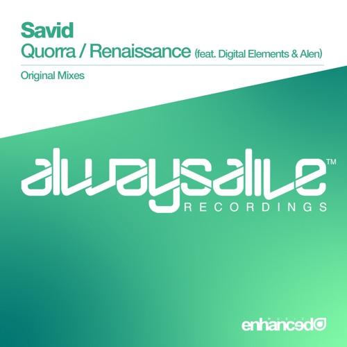 Savid - Quorra (Original Mix) [OUT NOW]