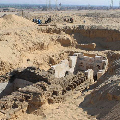 Discovering a lost valley of kings with Penn archaeologist Josef Wegner