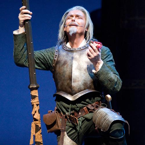 NICOLAS CAVALLIER at Seattle Opera