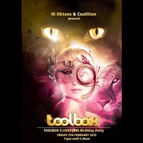 Toolbox 9th Birthday Mix (Feb 2010)