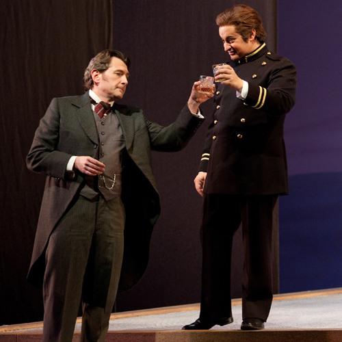 STEFANO SECCO at Seattle Opera