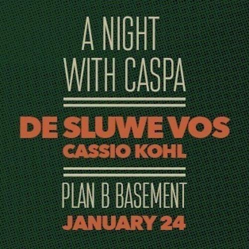 DJ CASPA UPFRONT & PERSONAL VOL 36..23.1.13