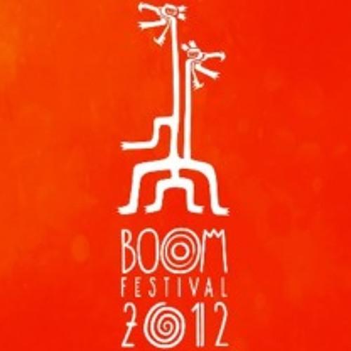 Twofold @ Boom Festival 2012 ALCHEMY CIRCLE