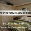 The Innovative Storage Bed by Lift and Stor Beds