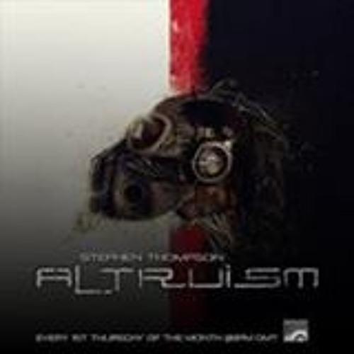 Matt Davies - Altruism 001 - Guest Mix On TmRadio - Sept 2013