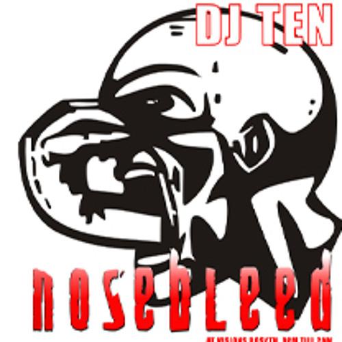 DJ Ten @ Nosebleed - Nosebleed Rosyth 1996