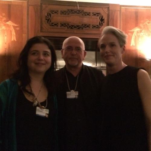 Peter Gabriel, Zoe Keating & Lera Auerbach, Spontaneous Improvisation at Piano Bar #davos14