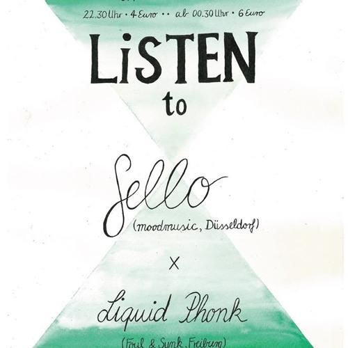 Listen To: Sello x Liquid Phonk