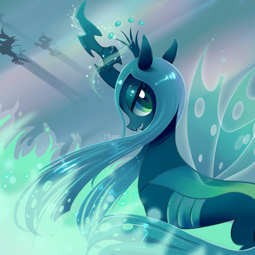MLP Fighting Is Magic - Queen Chrysalis Theme (Fan Based Edition)
