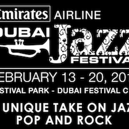 Emirates Airline Dubai Jazz Festival 2014