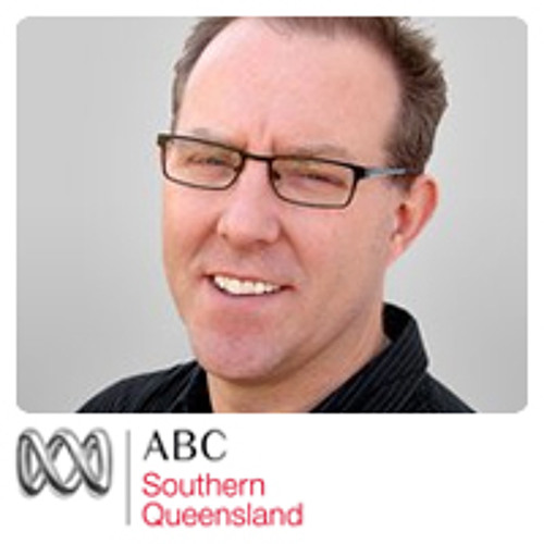 Bob Amos talking about the Southern Downs Steam Railway with David Iliffe on ABC SQ