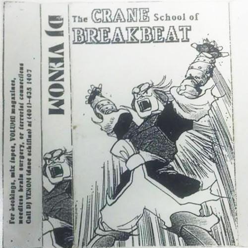 DJ Venom - Crane School Of Breakbeat (1994)