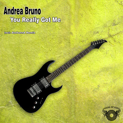 Andrea Bruno - You Really Got Me (Original Mix Preview) [HOUSE OF GOLD RECORDS]