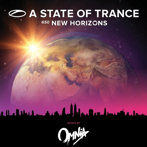 A State Of Trance 650 - New Horizons (mixed by Omnia) [Mini Mix]  [OUT NOW!]