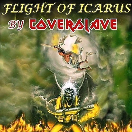 Flight of Icarus - live By Coverslave