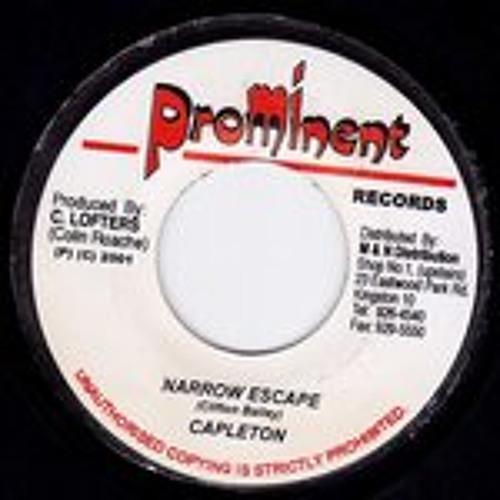 Capleton - Narrow Escape (7-inch 2001)