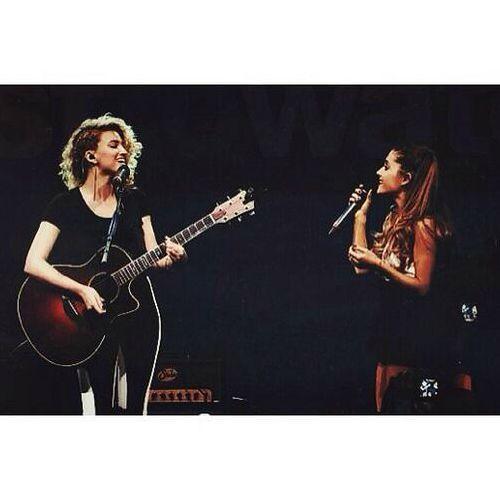 Right There (Cover) - Tori Kelly & Ariana Grande