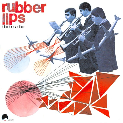 Rubberlips - The Traveller (Plastique De Reve Remix) Snippet OUT 7th Feb