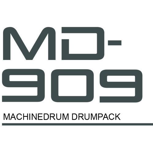 MD909 - Machinedrum DrumPack (909 & 303)