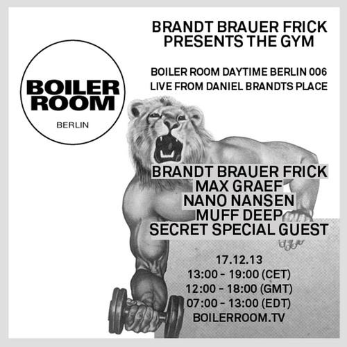 Max Graef Boiler Room Berlin 60Min Mix
